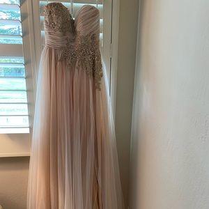 A Beautiful Sherri Hill Gown